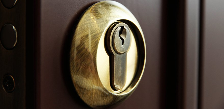 safe door lock