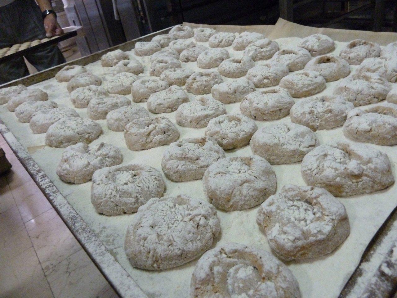 preparazione dolci artigianali
