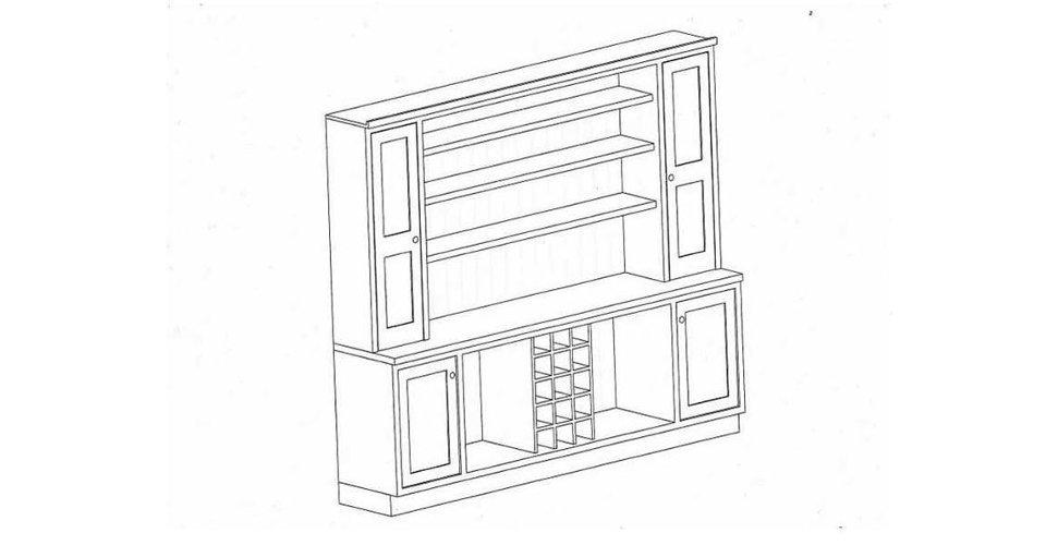Furniture diagram