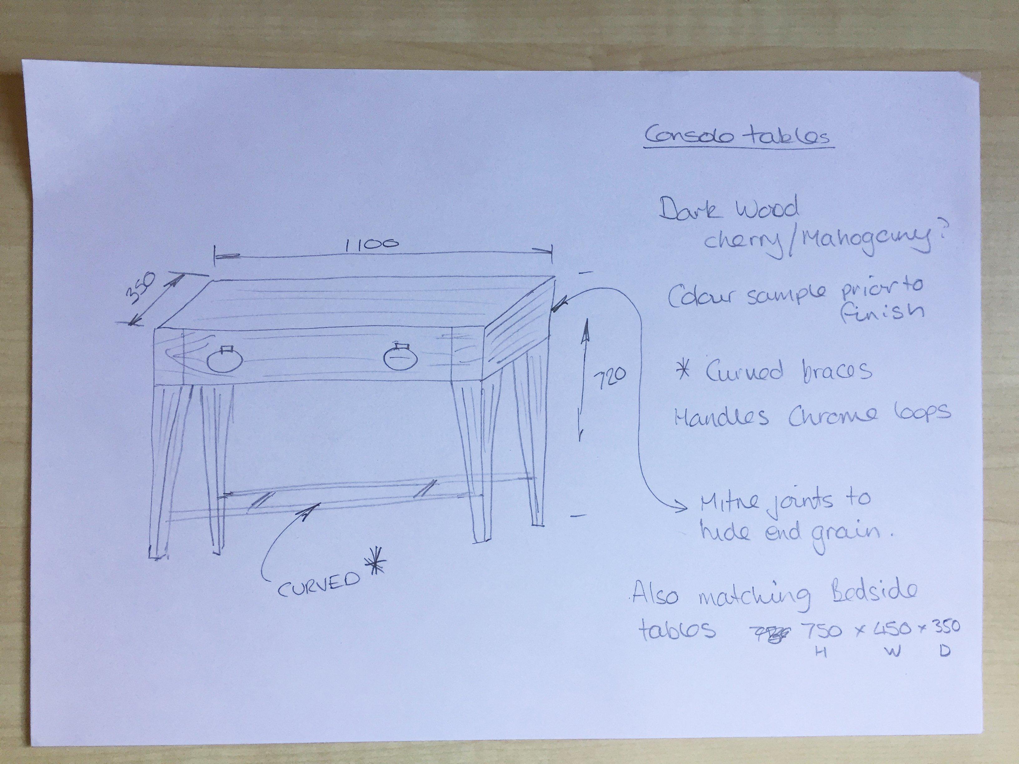 Furniture creation