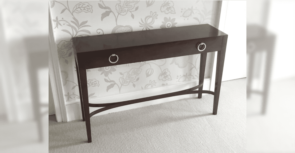 fitted and freestanding furniture