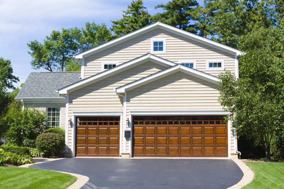 800 #7A491E Clopay Garage Doors & Home Overhead Doors In Tonawanda NY Overhead  wallpaper Clopay Steel Garage Doors 37751200