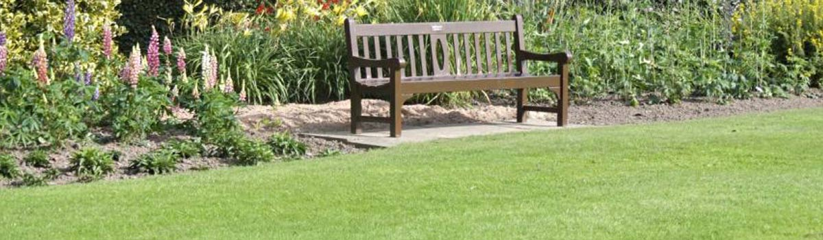 perth turf supplies brown wooden in lawn chair