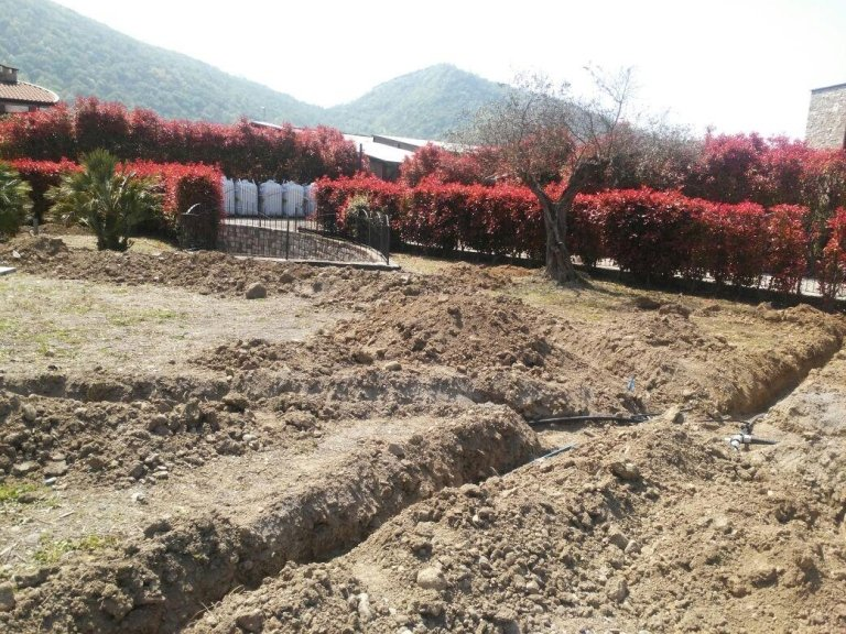Impianti di irrigazione