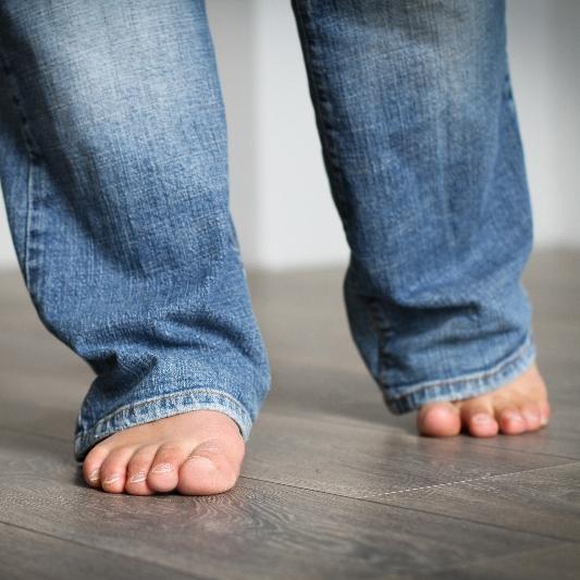 Flat foot care in Grand Island, NE