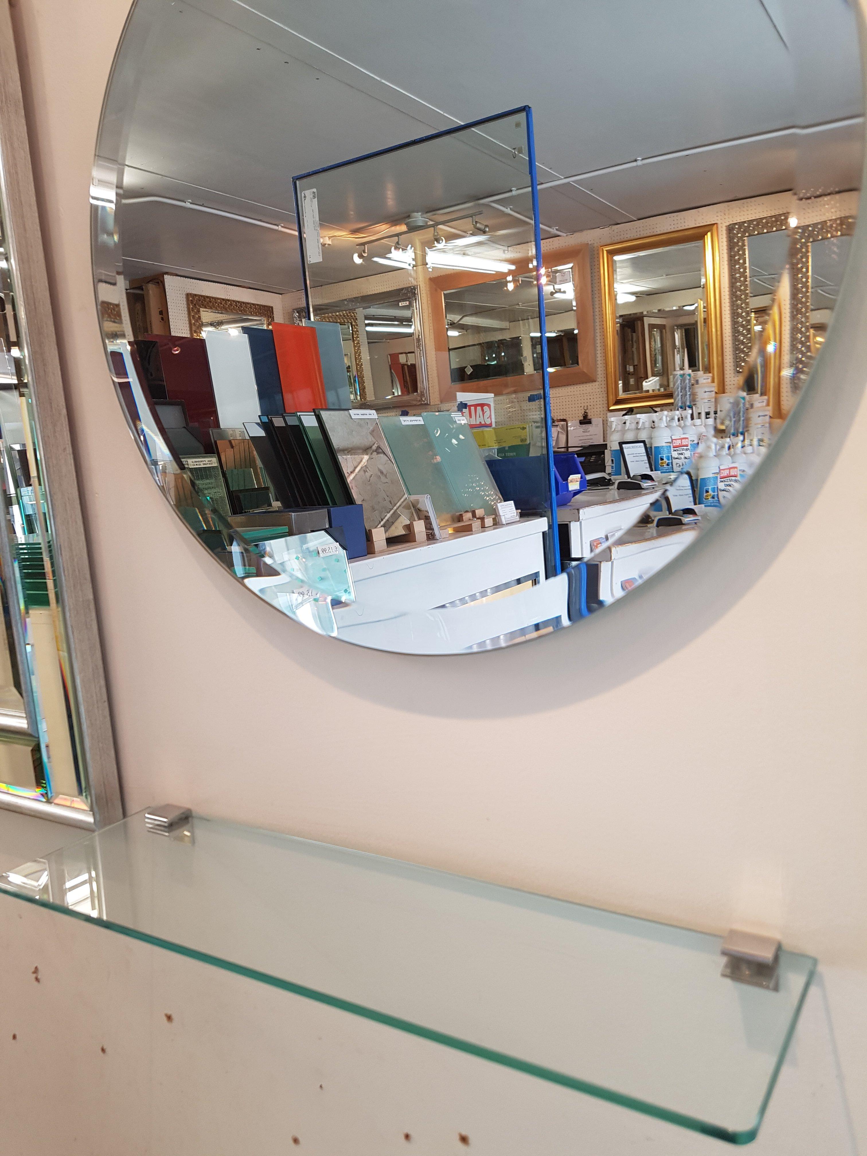 Berkshire - vanity top - Glass Reading Ltd