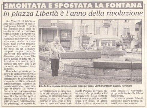Fontana Lissone
