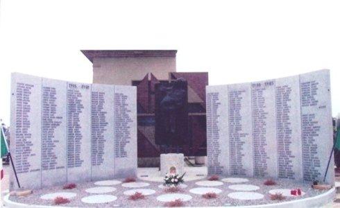 Monumento Caduti Lissone