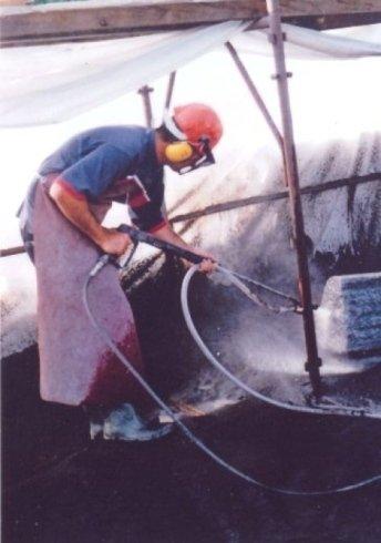 Lavorazione Fontana Lissone