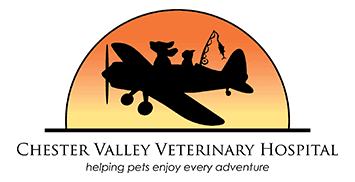 Chester Valley Veterinary Hospital logo