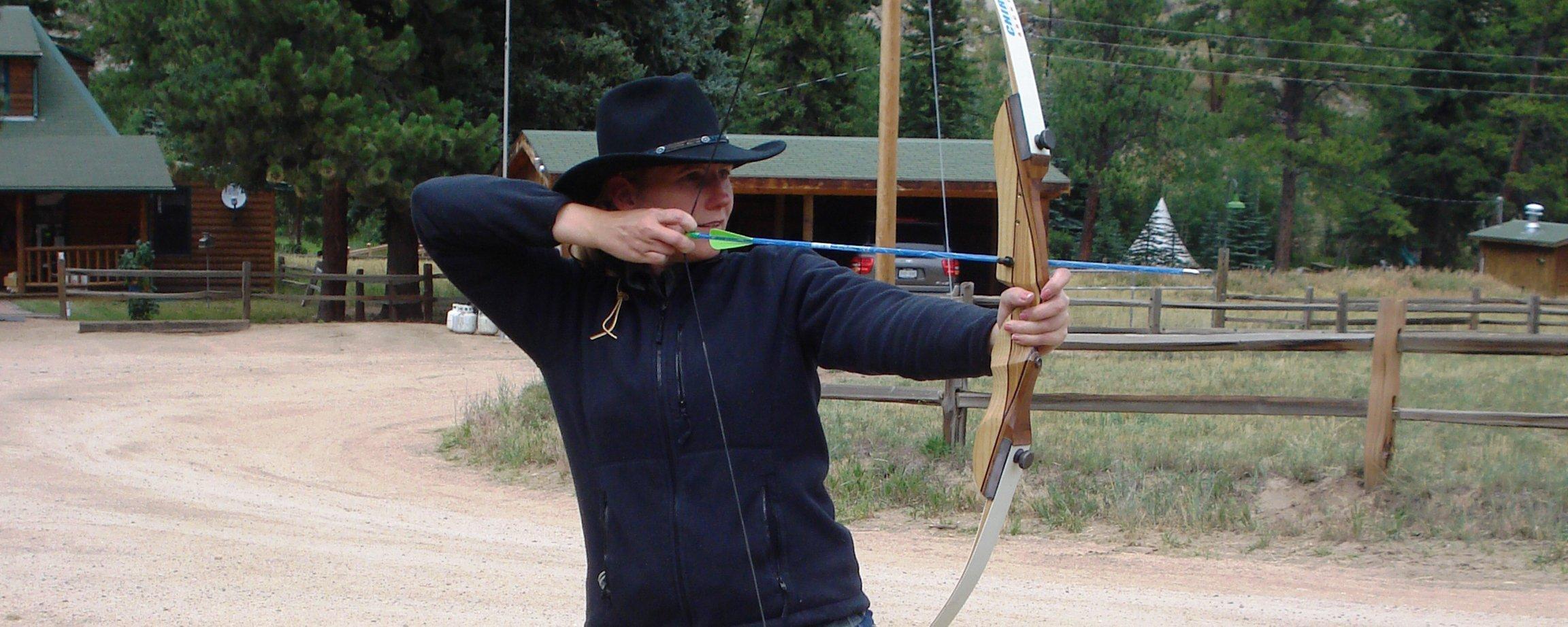 North Fork Ranch Target Shooting