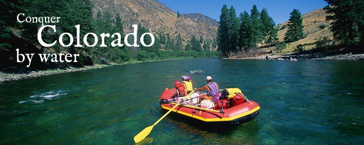 North Fork Ranch Rafting