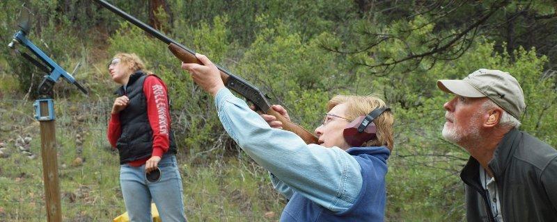 North Fork Ranch Trap Shooting