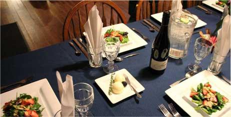 Meals at North Fork Ranch