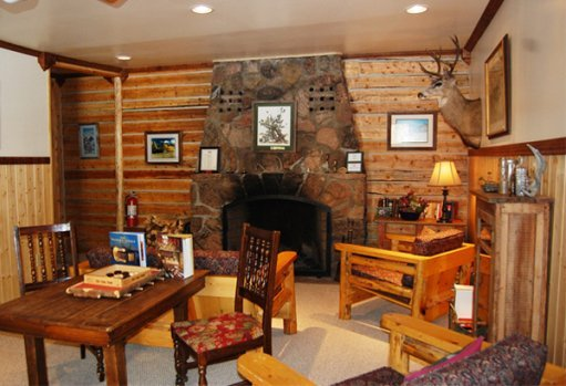 North Fork Ranch Accommodations - Homestead Cabin