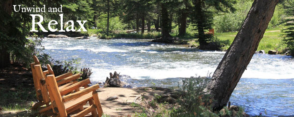 Corporate Fly Fishing at North Fork Ranch