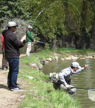 Colorado Fly Fishing Class