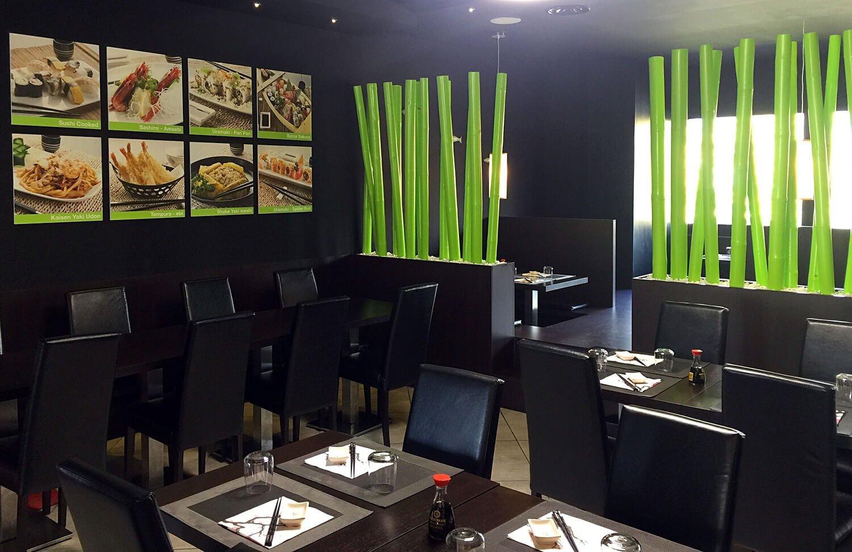 Location sushi
