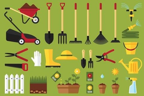 agricoltura e giardinaggio