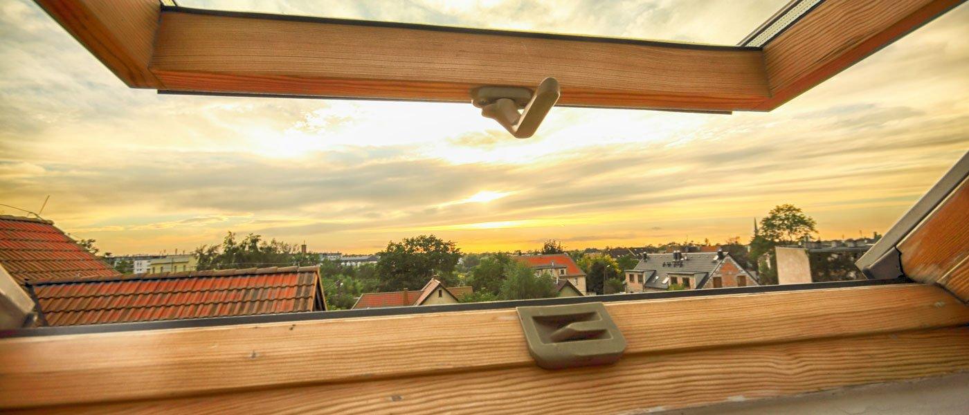 finestra sottochiusa per il sole