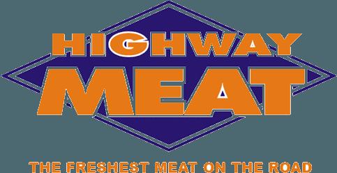 Highway meat logo