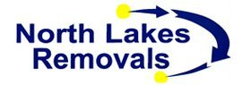 North Lakes Removals Logo
