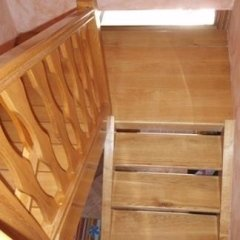 arredamento in legno appartamento