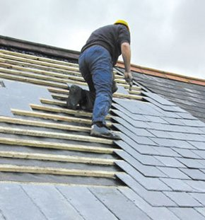 Roofing slates - Enfield, London - Eaglestone & Sons Ltd - Roofing slates