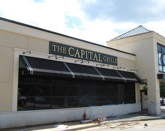 Awning Sign Design & Installation