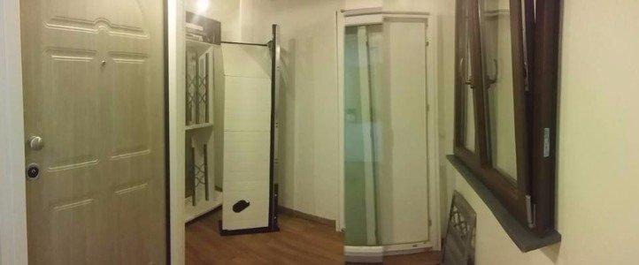 delle porte da interno e delle finestre