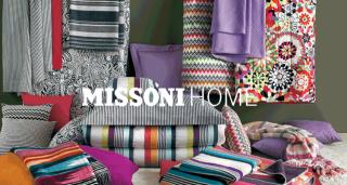 Missoni Home - Tessuti - borgo Santa Teresa - Torino