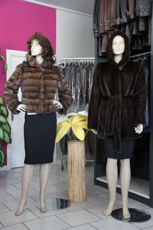 cappotti in pelliccia