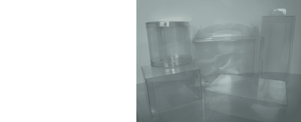 Scatole trasparenti Usolini
