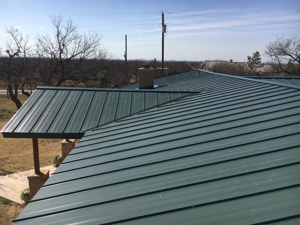 Flat Roofs Abilene, TX