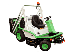Professional ride-on mower