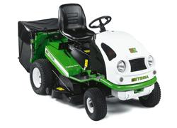Multi-purpose ride-on machinery