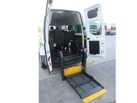 véhicule handicapés