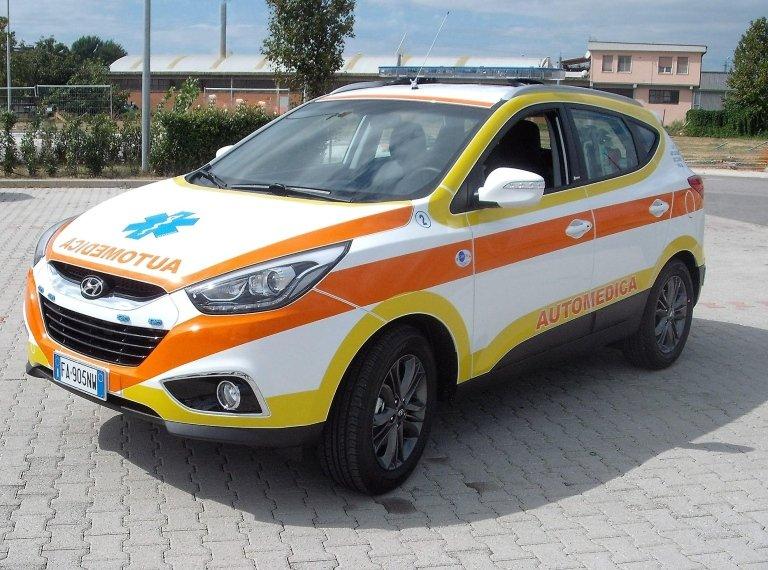 Auto medicalizzate Orion