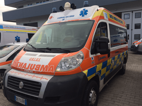 ducato ambulance