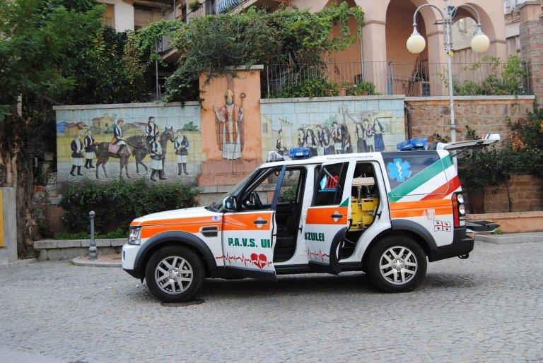Ambulances and emergency response vehicles