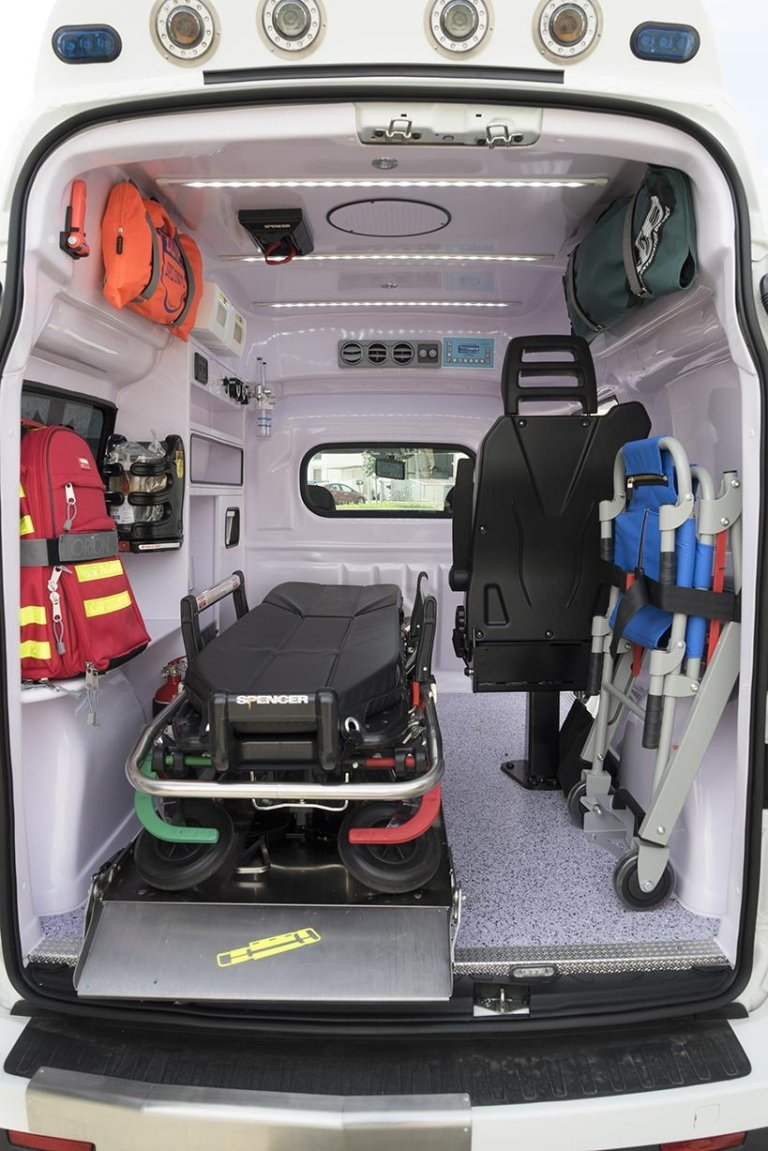 Doblo XL Ambulance