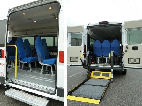 transport handicapés