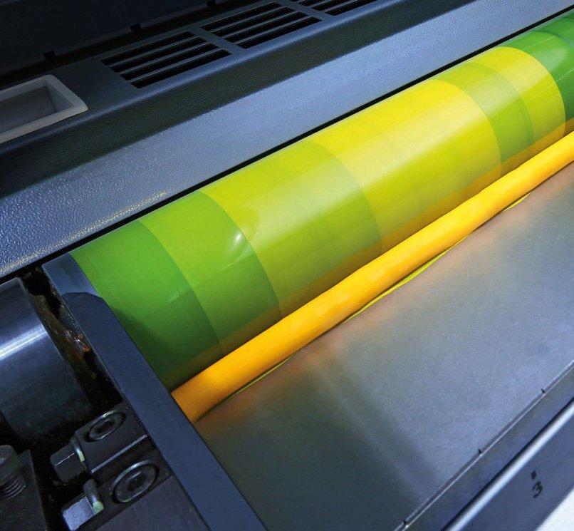 Pantoni di colore per stampante