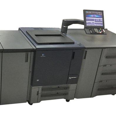Una stampante digitale