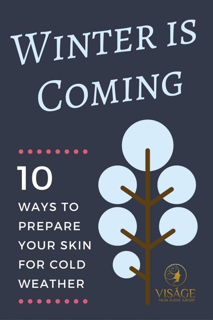 Ten ways you can prepare to keep your skin healthy as the freezing winds approach.