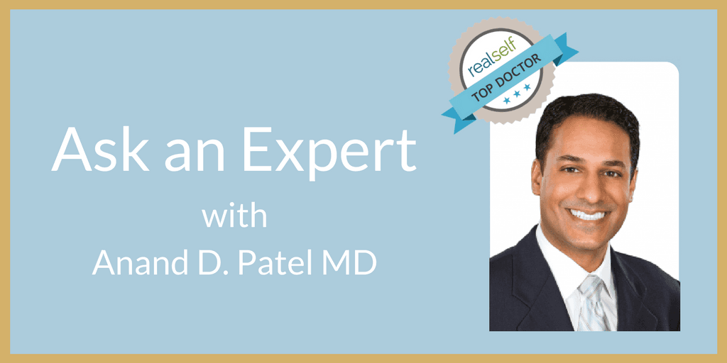 Ask an Expert with Anand D. Patel MD