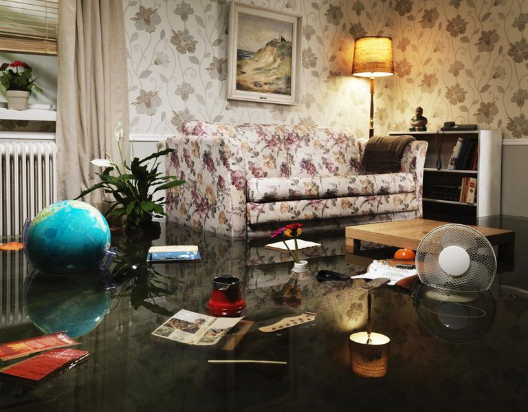 flood water damage up 1000 for Insurance claims