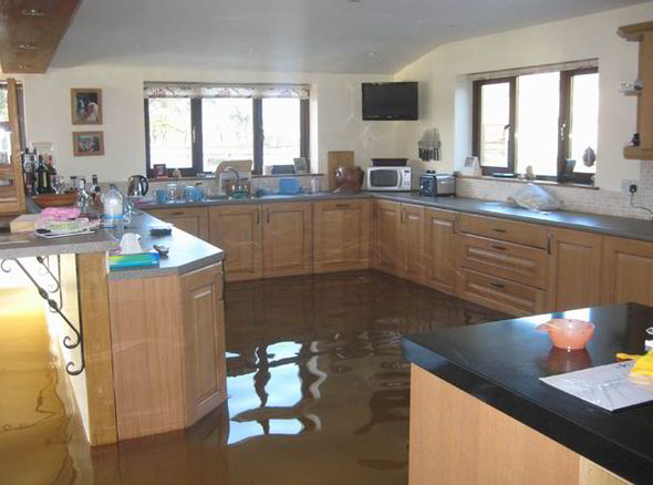 flood water damage south florida