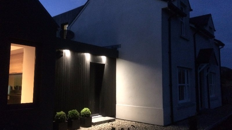 extension built in Newtownards