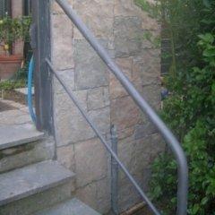 Realizzazione scala con muretto in pietra, Firenze